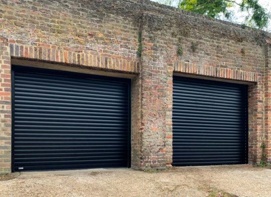 SWS SeceuroGlide Original Insulated Roller Garage Doors